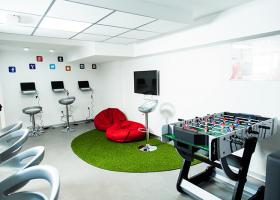 Fitnes sala i prostor za rekreaciju